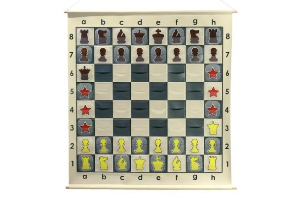 slotted chess set