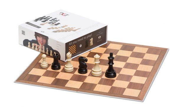 DGT Chess Starter Box Grey