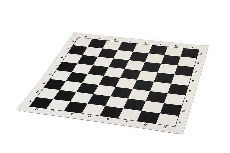 vinyl chess board