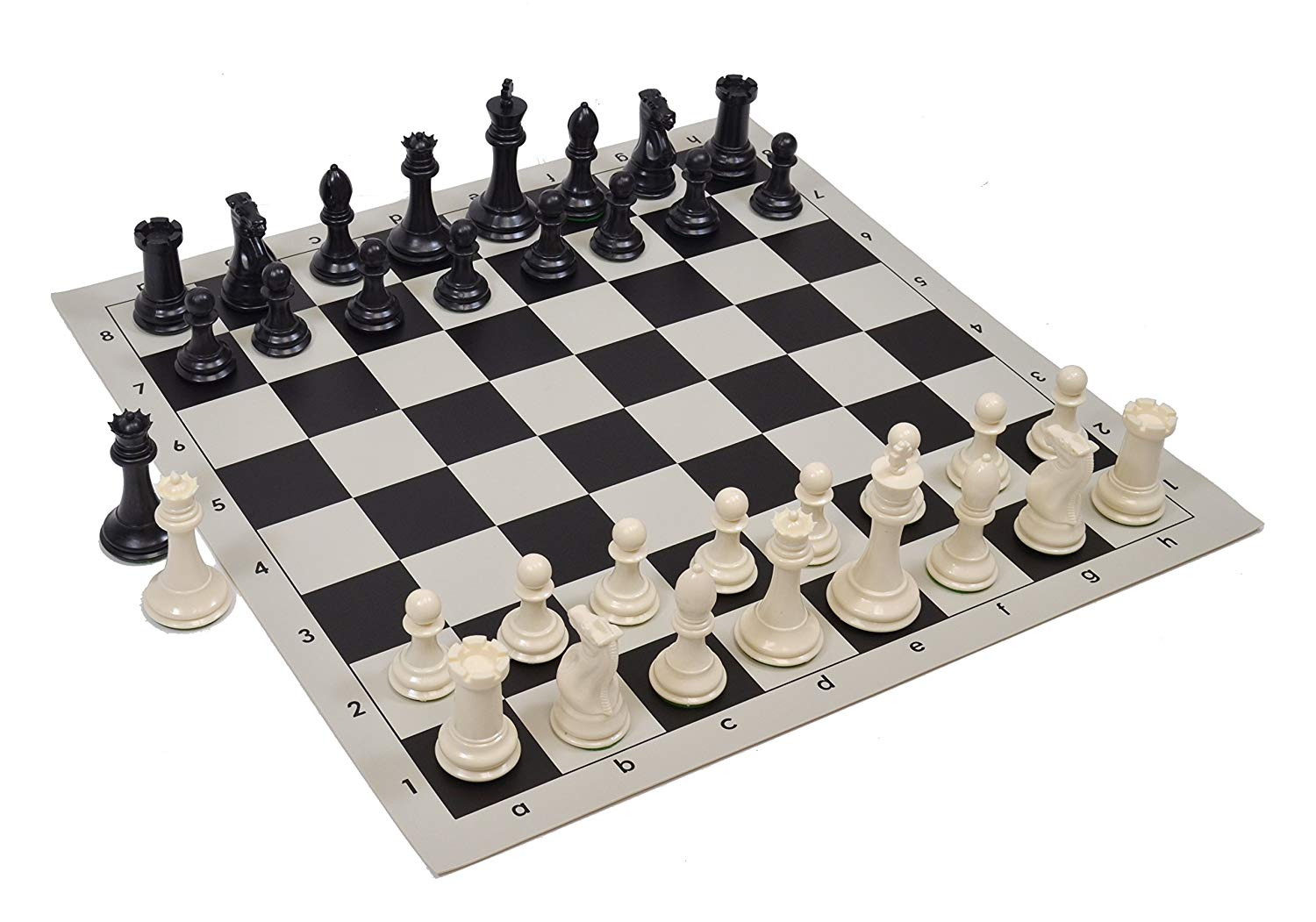 vinyl chess set