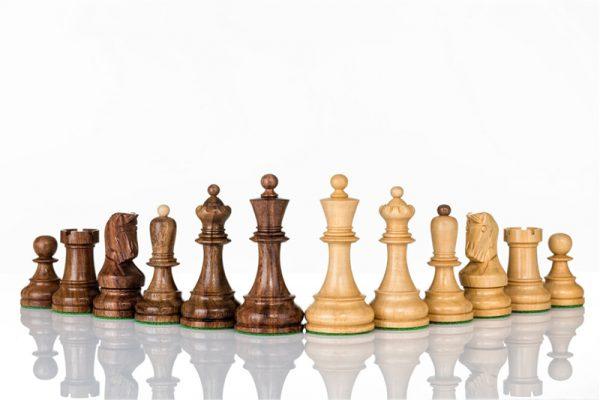 Schachfiguren Dubrovnik Royal 9 cm