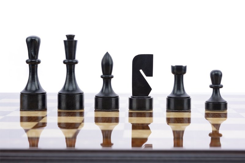 geneva chess pieces