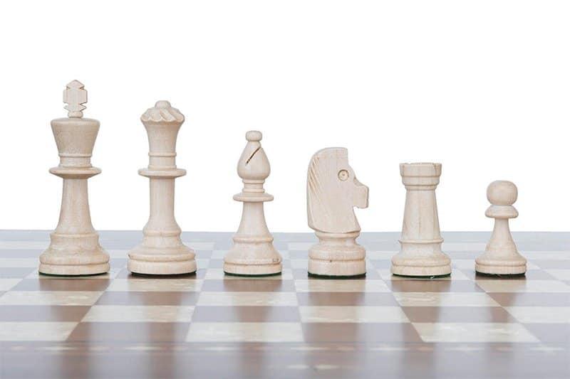 Schachspiel Essen Staunton 45 cm