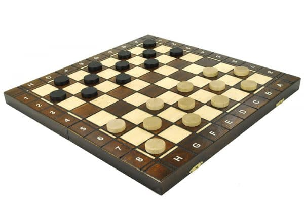 Chess + Backgammon + Draughts combo