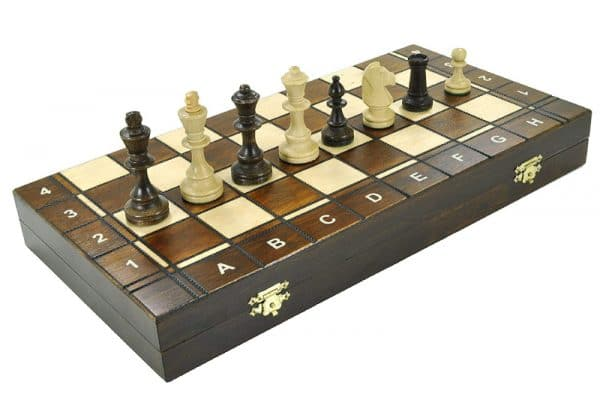 combo Chess + Backgammon + Draughts