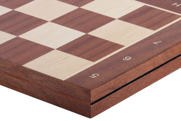 thin folding chess board