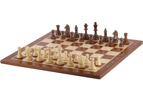 Sapele Folding ChessBoard