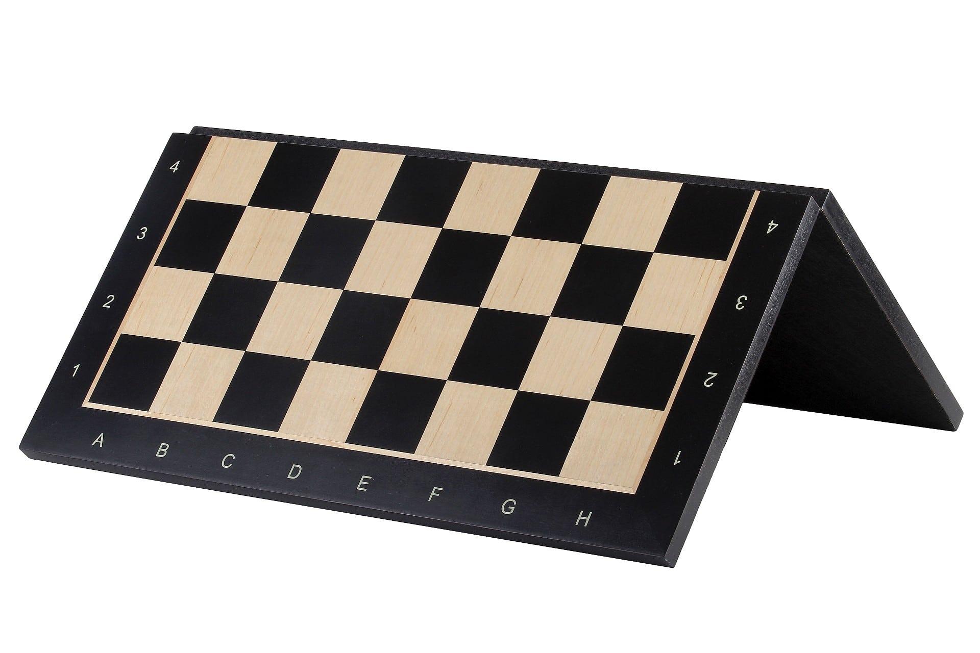 Black Folding ChessBoard