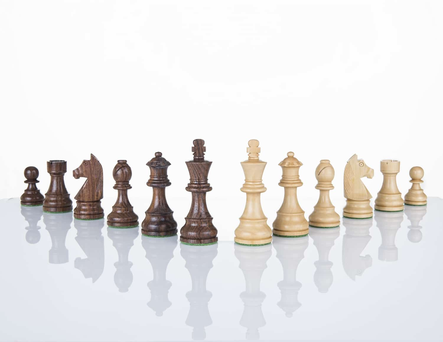 Staunton Standard Chess Pieces