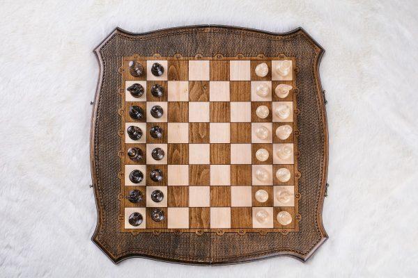 Luxury Backgammon
