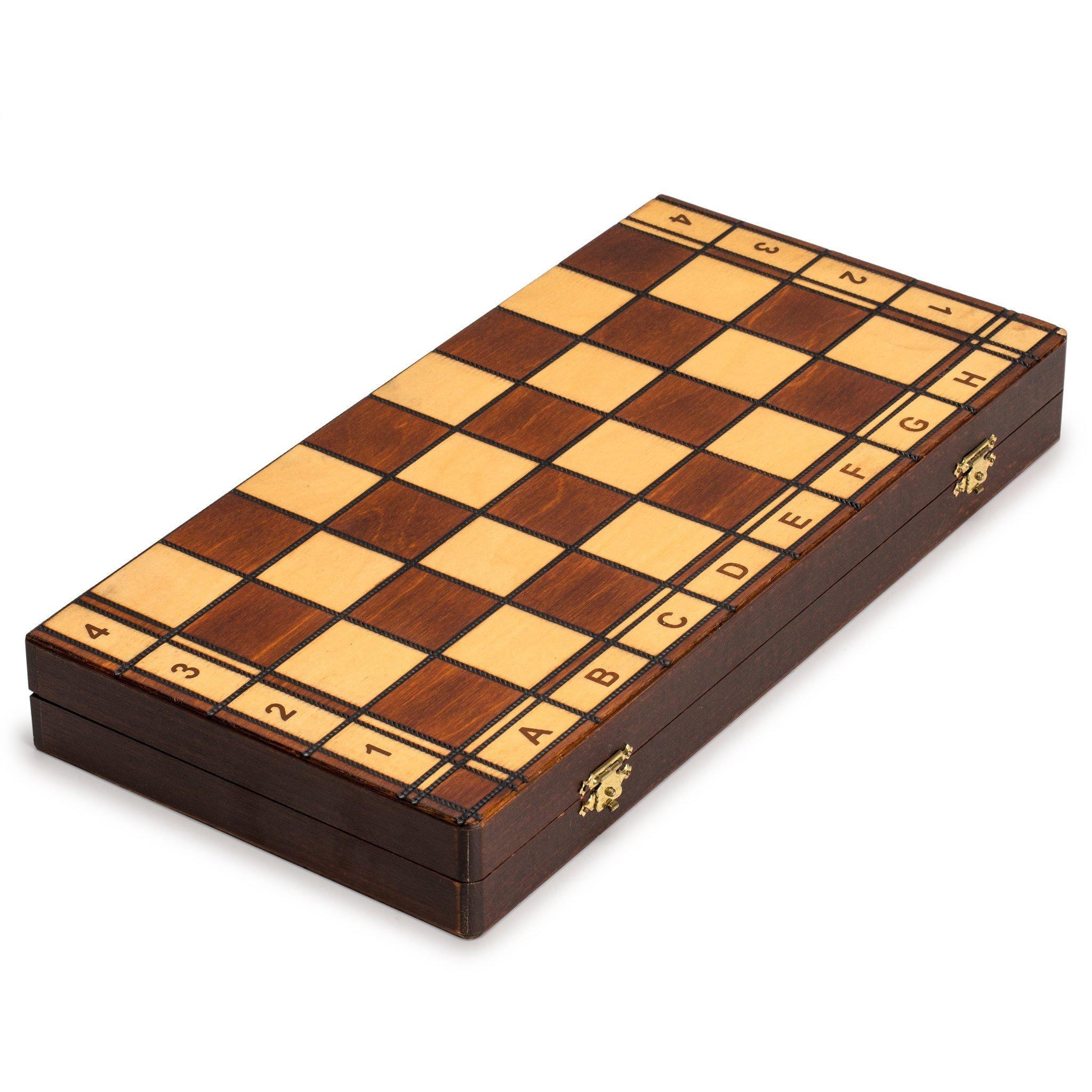 Chess Set Jupiter