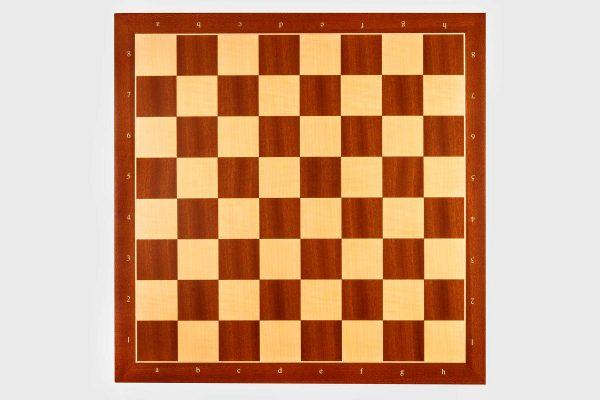 Mahogany Chess