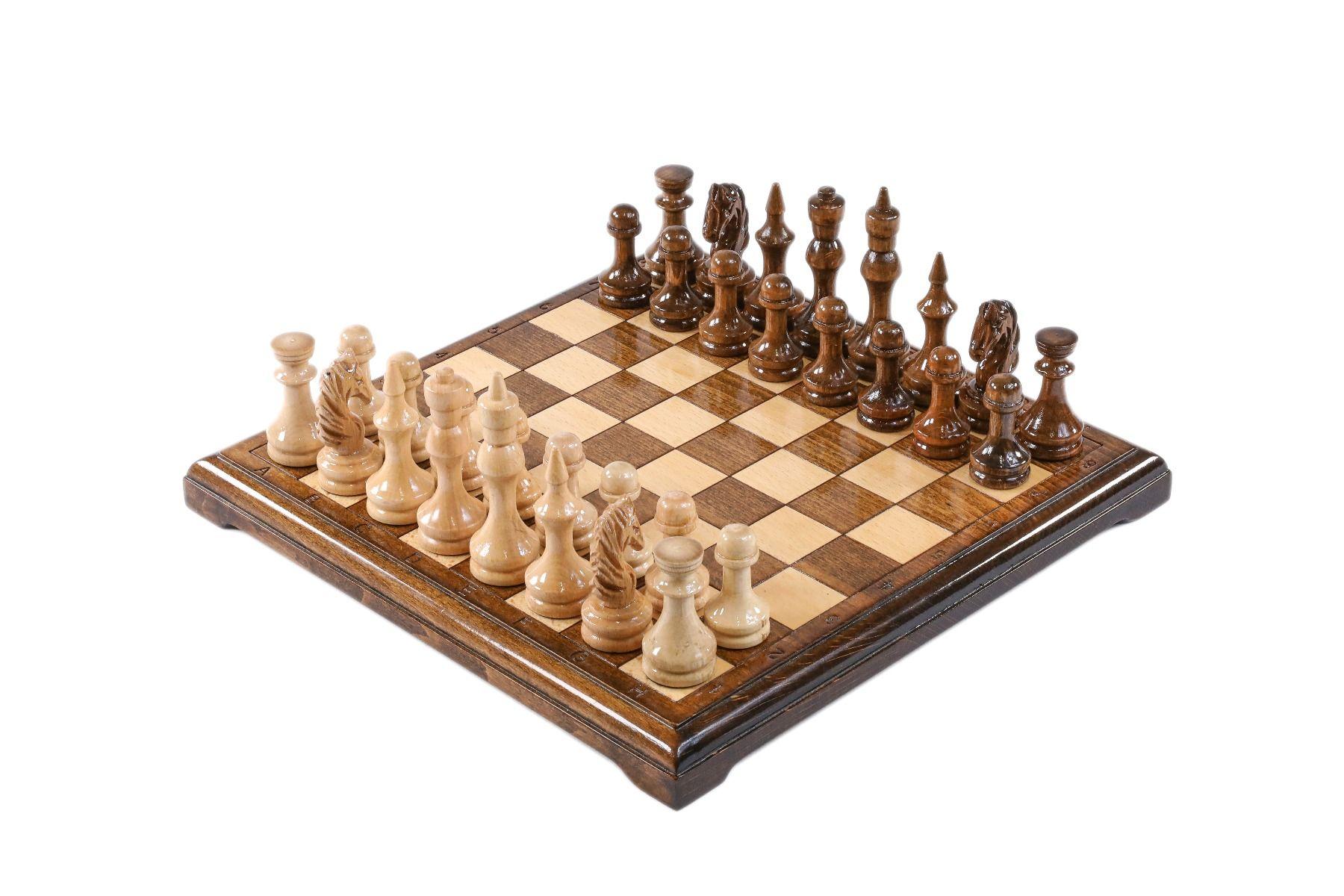 Square Chess Set