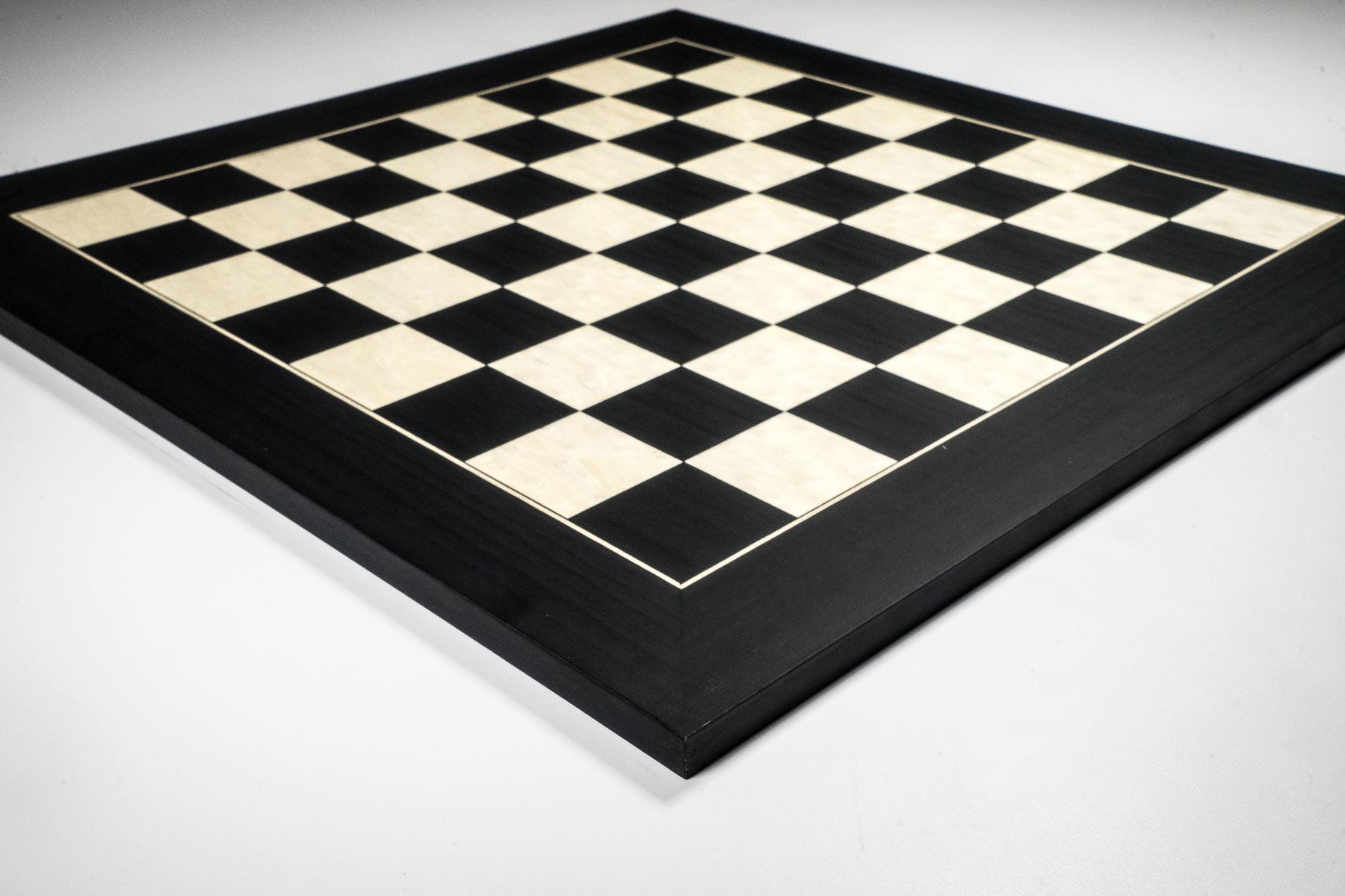Deluxe Black Chess