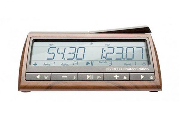 Limited Digital Chess Clock