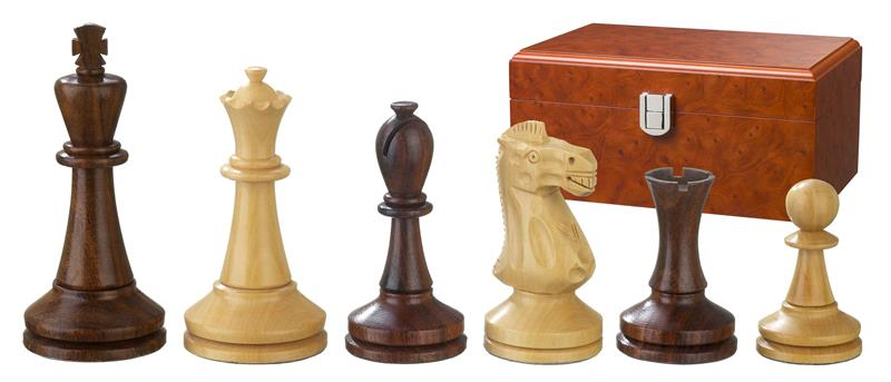 August Chess Pieces