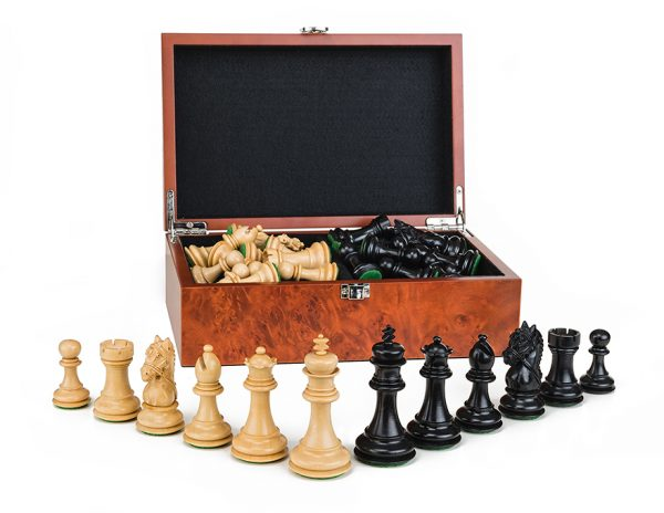 New York Chess Pieces