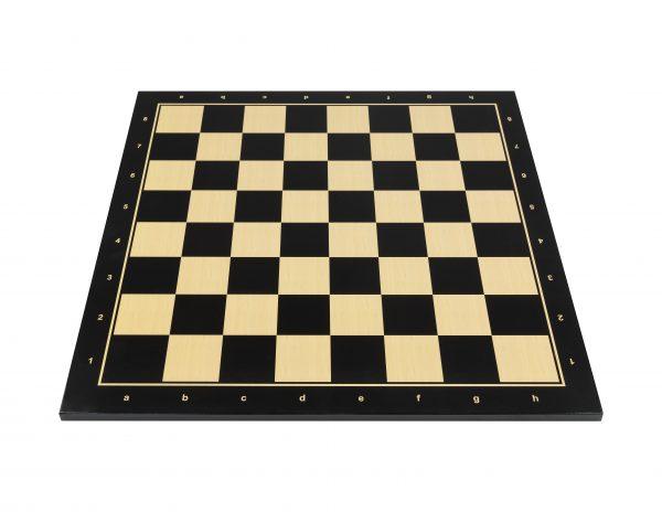 Black Tournament Chess Board