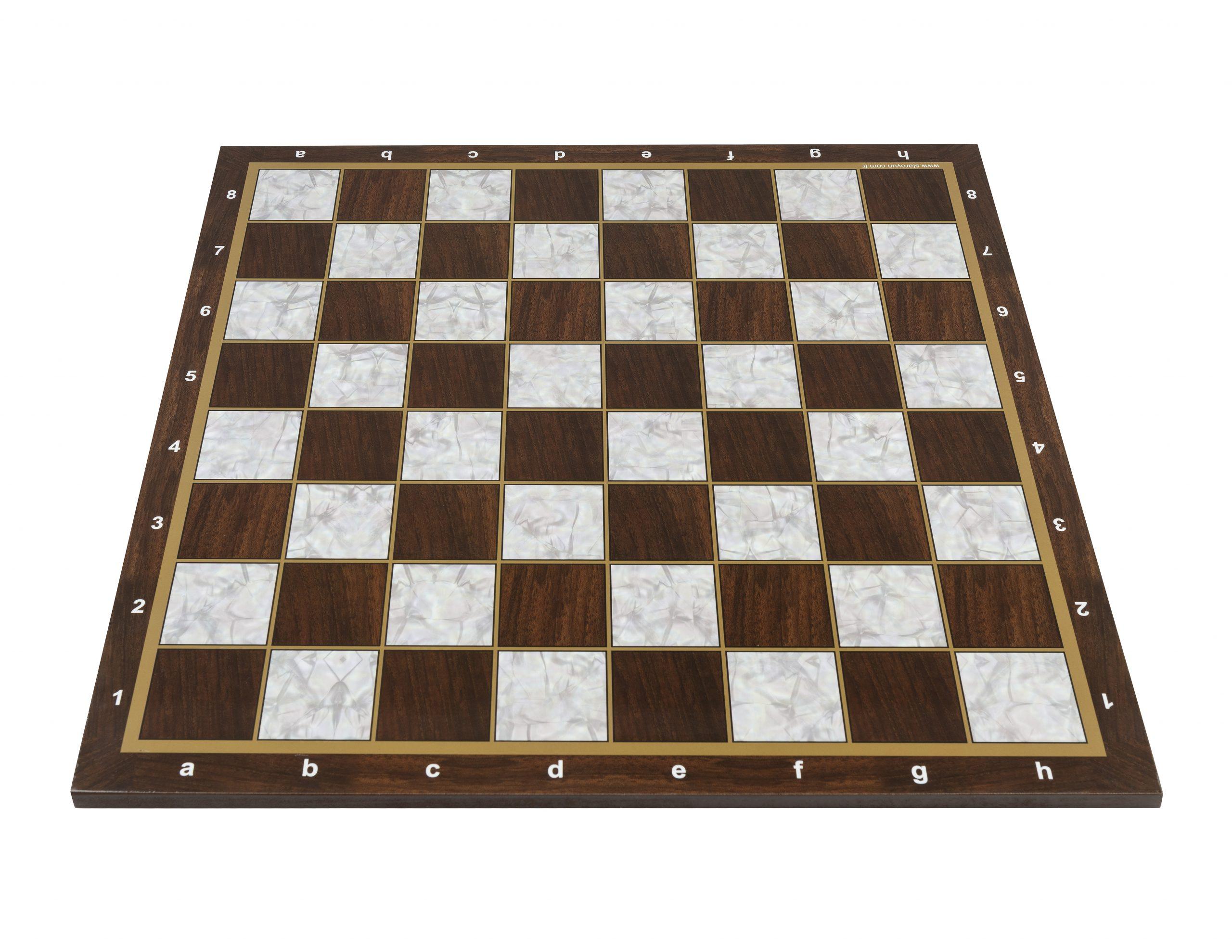 Tournament Pearl Chess Board