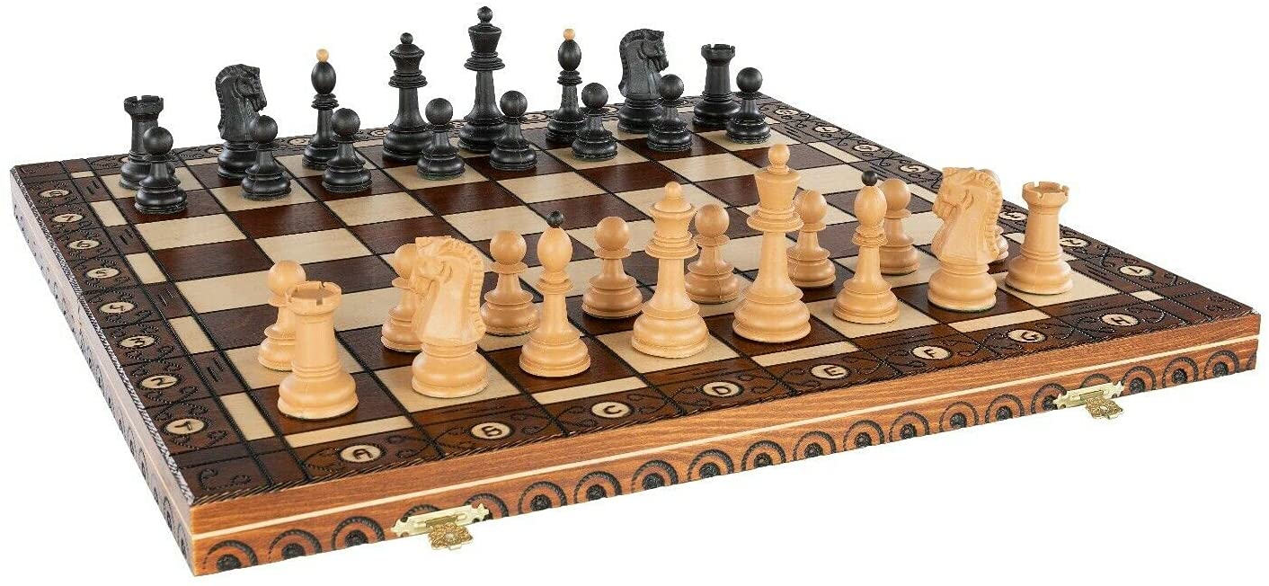 Chess Set Dubrovnik