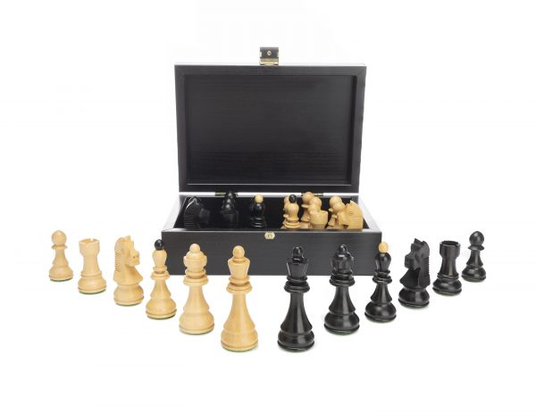 Black Box Chess Pieces