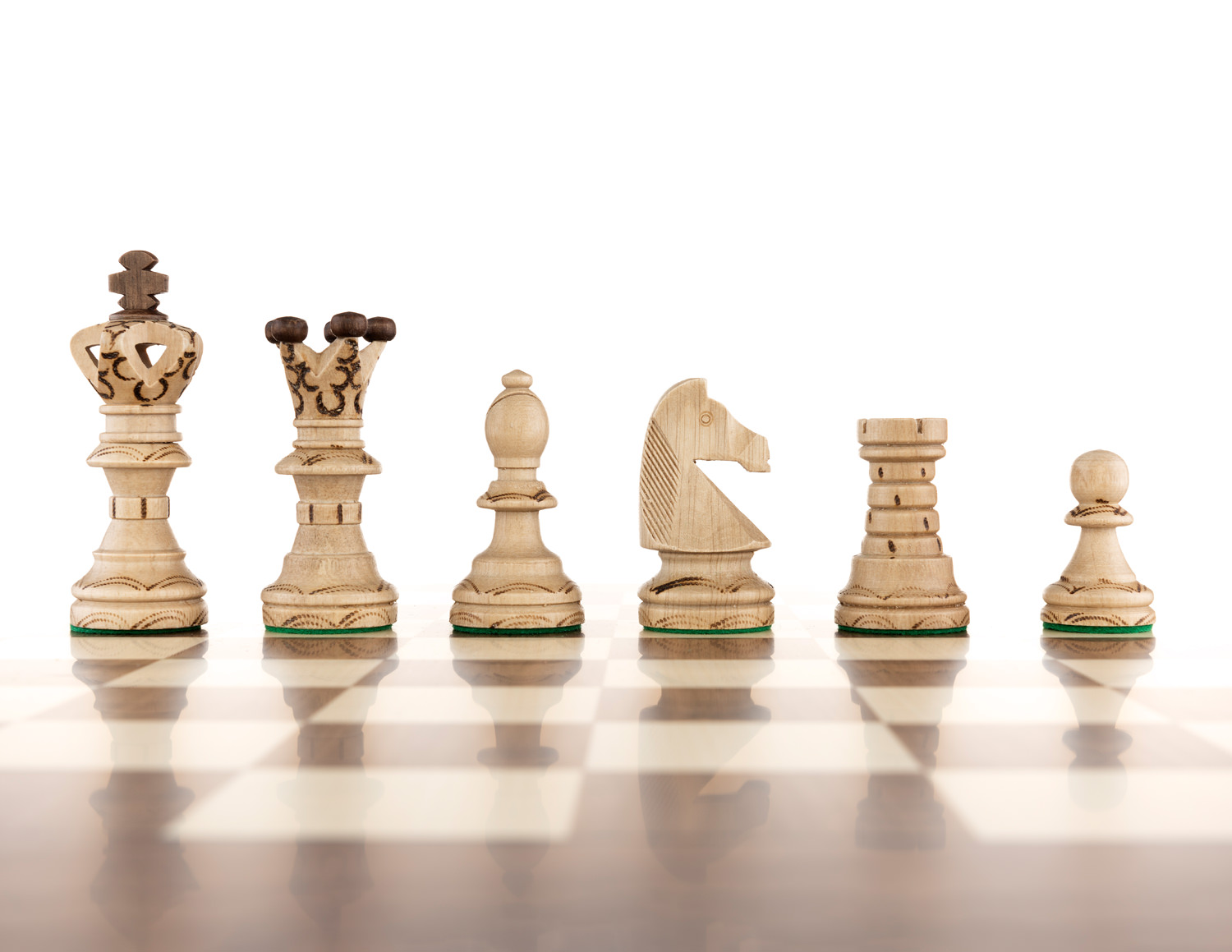 Embassy Chess Pieces