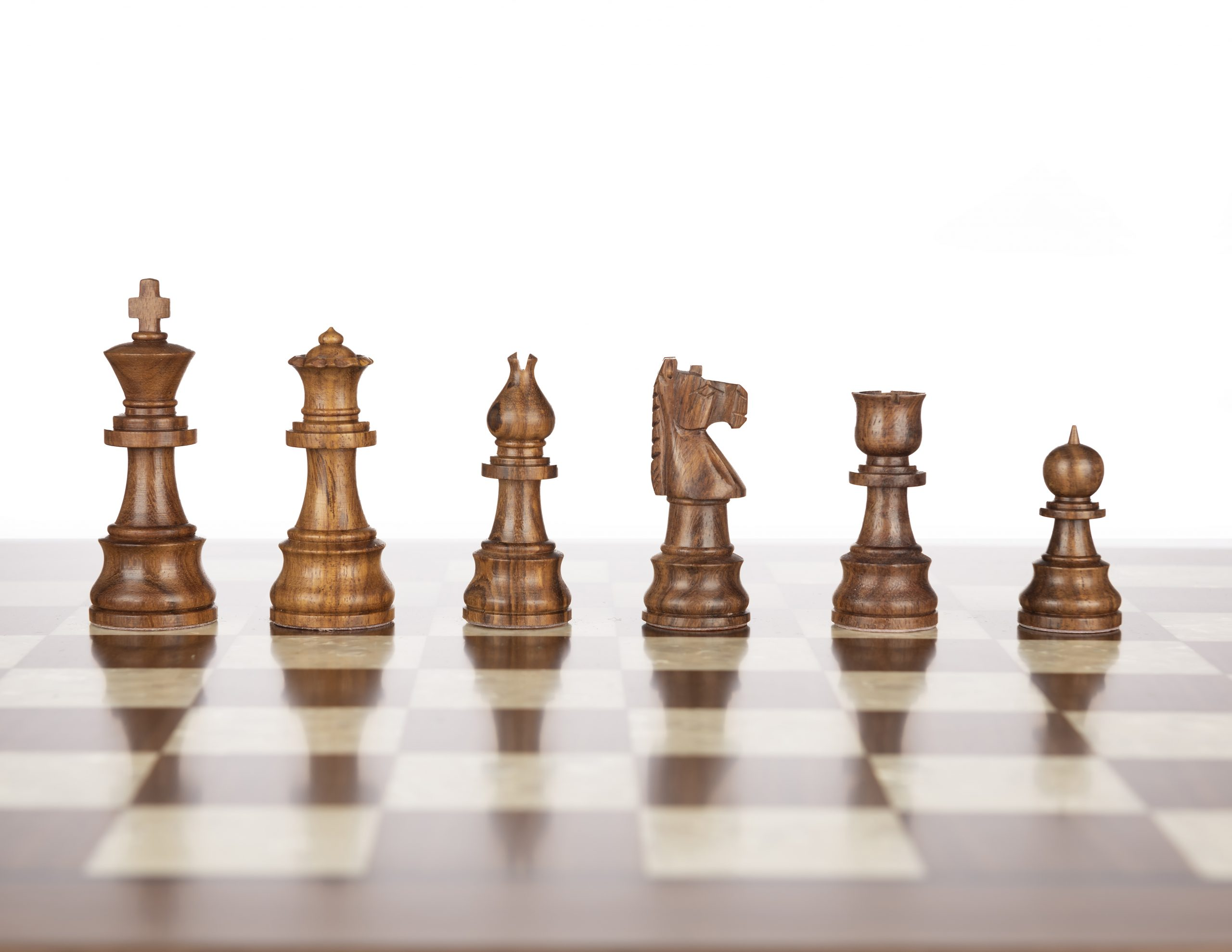 Florence Chess Pieces