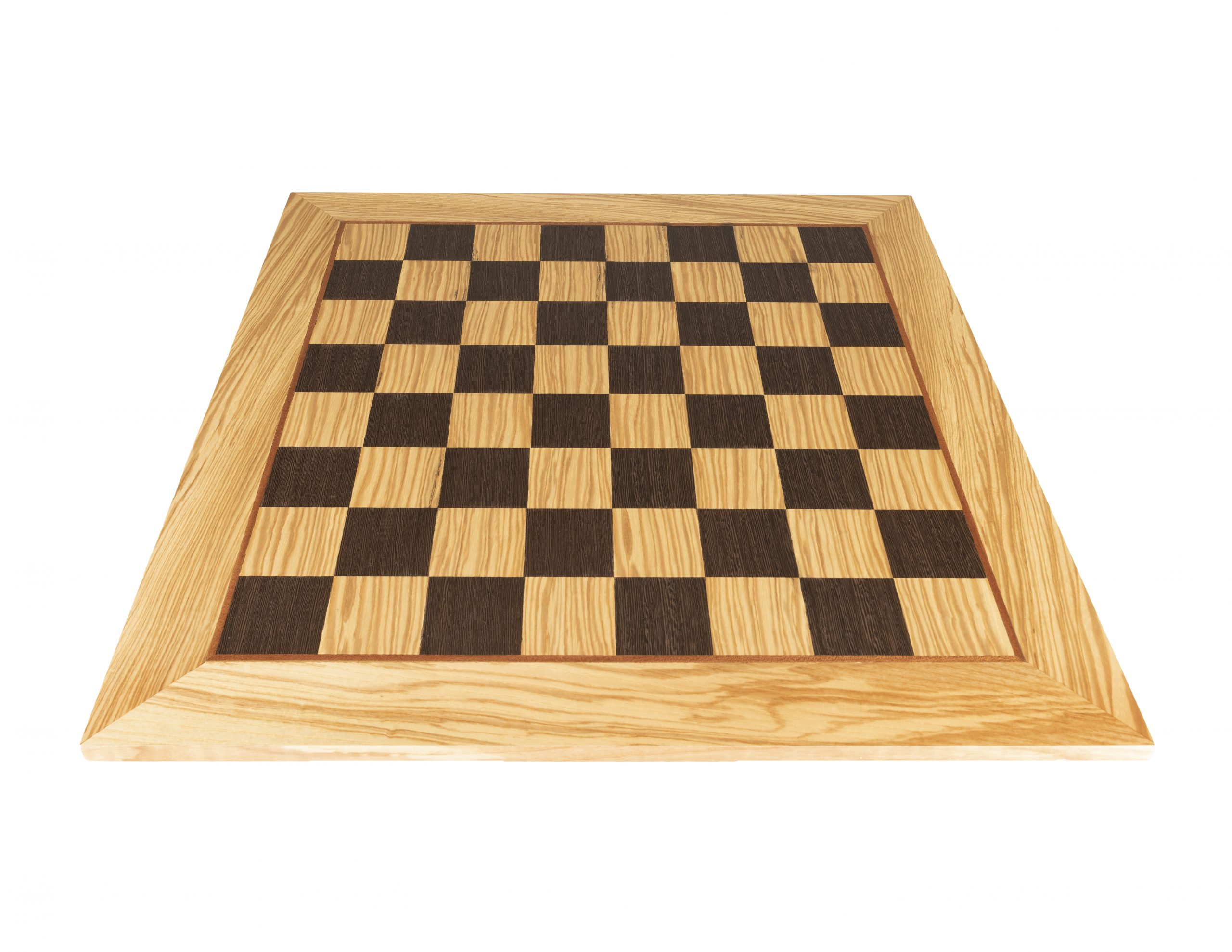 Olive Chess Board