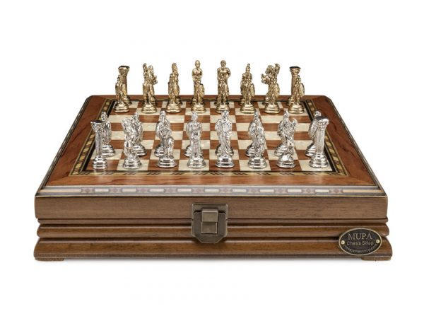 Luxury Chess Set Rosewoo